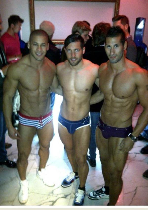 Colorado underwear party - gay