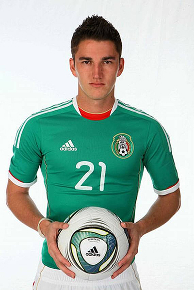 Sexy mexican soccer players