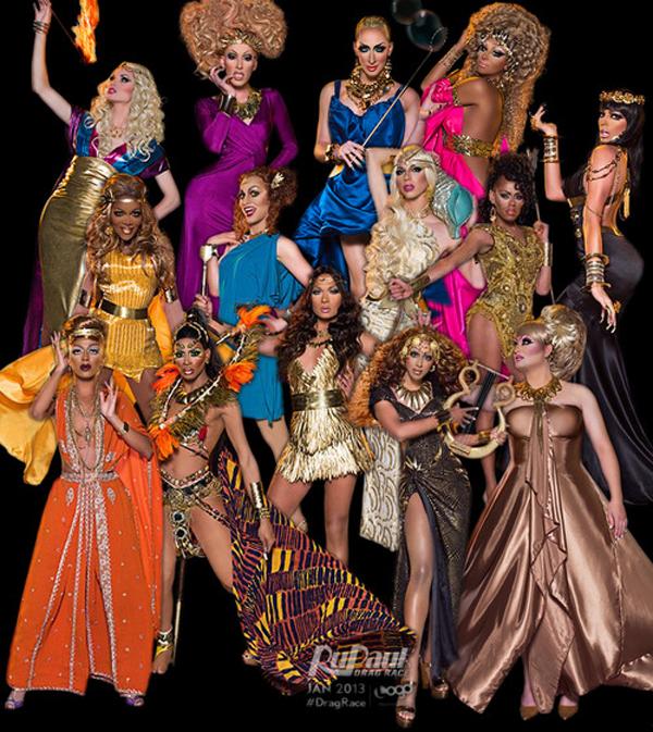 Rupaul s drag race season 5 let the drama begin gogaytoday